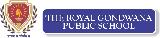 Royal Gondwana School Nagpur Logo